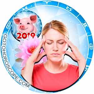 2019 Health Horoscope for 12 Zodiac Signs