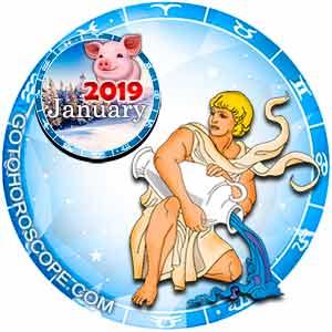 Aquarius Horoscope for January 2019