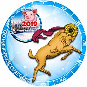 January 2019 Horoscope Aries