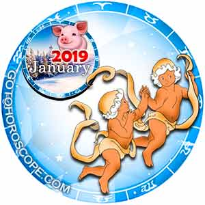 January 2019 Horoscope Gemini
