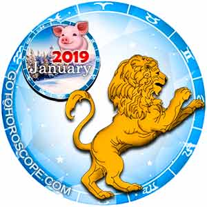 leo astrology january