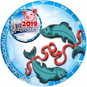 Pisces Horoscope for January 2019
