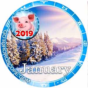 Horoscope for January 2019