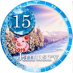 Daily Horoscope for January 15, 2019