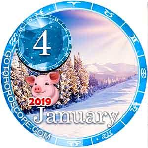 Daily Horoscope January 4, 2019 for all Zodiac signs