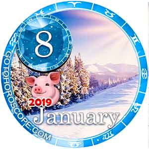 Daily Horoscope January 8, 2019 for 12 Zodica signs