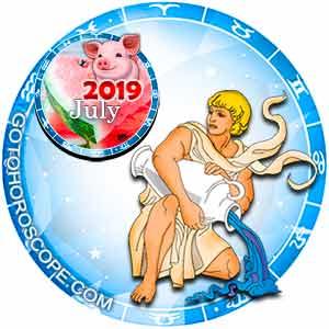 July 2019 Horoscope Aquarius