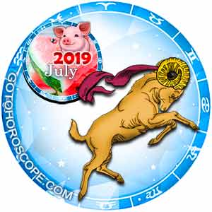July 2019 Horoscope Aries, free Monthly Horoscope for July 2019 and