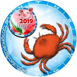 July 2019 Horoscope Cancer