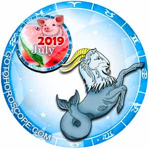 July 2019 Horoscope Capricorn