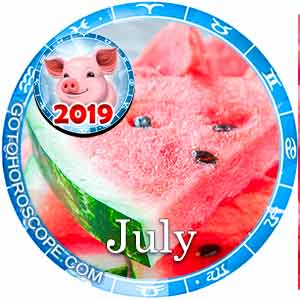 Horoscope for July 2019