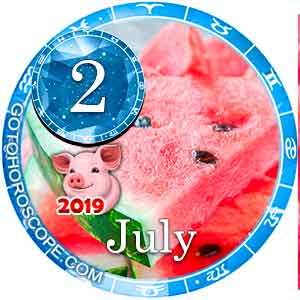 Daily Horoscope July 2, 2019 for 12 Zodica signs