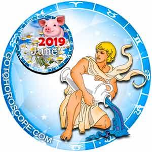 June 2019 Horoscope Aquarius