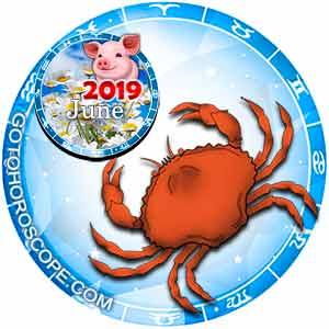 June 2019 Horoscope Cancer, free Monthly Horoscope for June