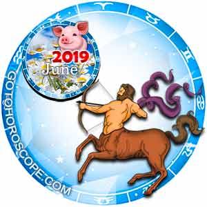 June 2019 Horoscope Sagittarius
