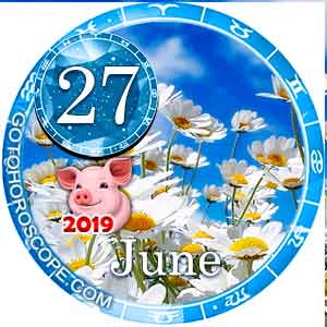 Daily Horoscope June 27, 2019 for all Zodiac signs