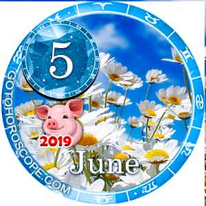 Daily Horoscope June 5, 2019 for all Zodiac signs