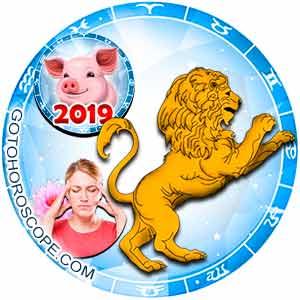 2019 Health Horoscope for Leo Zodiac Sign