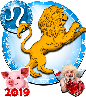 2019 Love Horoscope Leo for the Pig Year