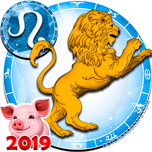 Leo 2019 Horoscope