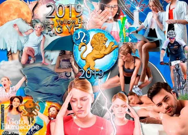 Leo 2019 Horoscope in the Health Sphere