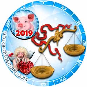 2019 Love Horoscope for Libra Zodiac Sign