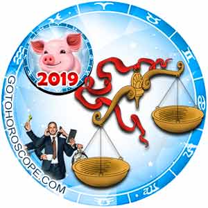 2019 Work Horoscope for Libra Zodiac Sign