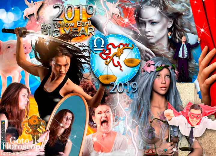 Libra 2019 Horoscope Part 2