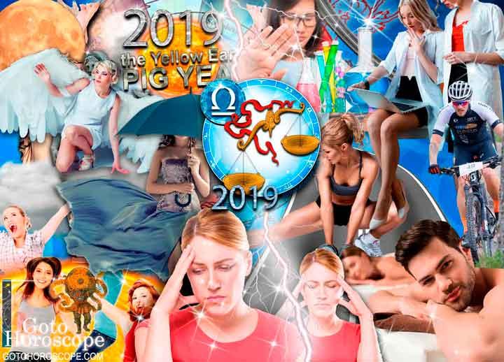 Libra 2019 Horoscope in the Health Sphere