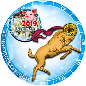 Aries Horoscope for March 2019
