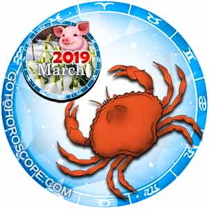 March 2019 Horoscope Cancer