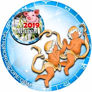 March 2019 Horoscope Gemini