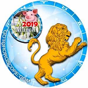 March 2019 Horoscope Leo