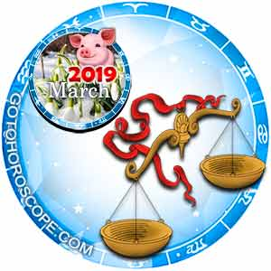 March 2019 Horoscope Libra
