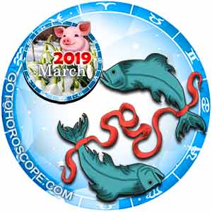March 2019 Horoscope Pisces
