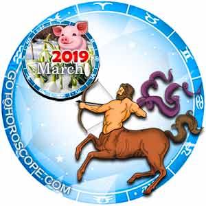 Sagittarius Horoscope for March 2019