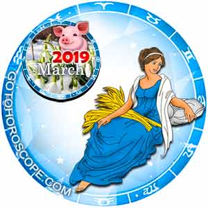 March 2019 Horoscope Virgo