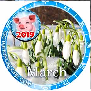 Horoscope for March 2019