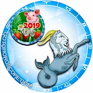 Capricorn Horoscope for May 2019