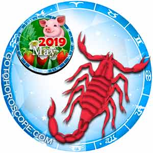 May 2019 Horoscope Scorpio