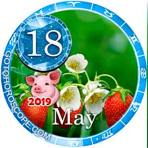 Daily Horoscope for May 18, 2019