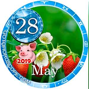 Daily Horoscope for May 28, 2019