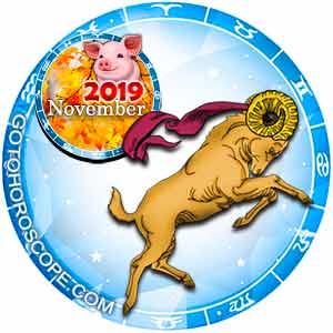 Aries Horoscope for November 2019