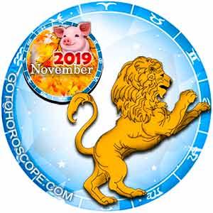 Leo Horoscope for November 2019