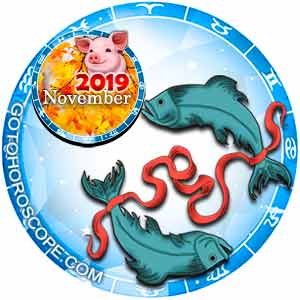 Pisces Horoscope for November 2019