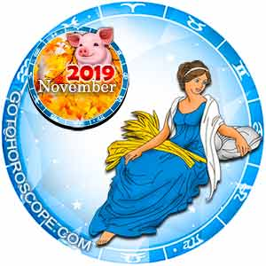 Virgo Horoscope for November 2019
