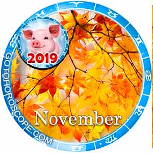 November 2019 Horoscope