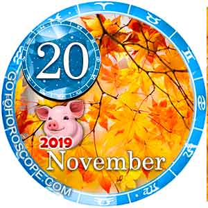 Daily Horoscope November 20, 2019 for 12 Zodica signs
