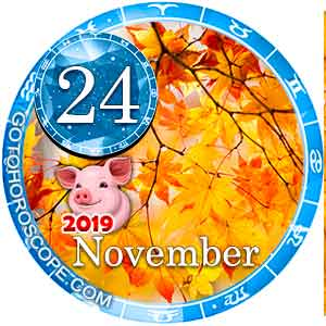 Daily Horoscope November 24, 2019 for all Zodiac signs