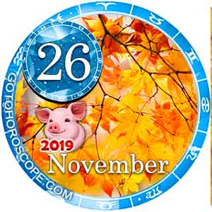 Daily Horoscope November 26, 2019 for all Zodiac signs